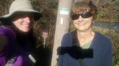 Hiking with Mama!