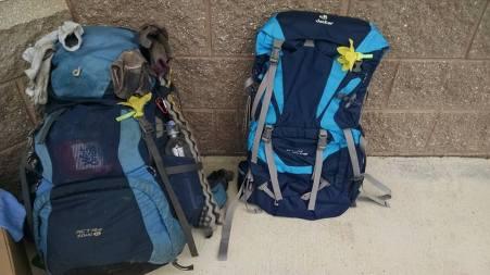 New pack! Thanks, Deuter!