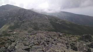 Boulder fields