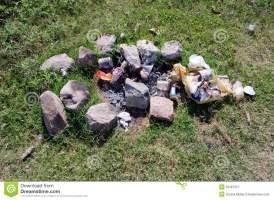 campfire litter