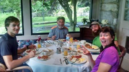Allenberry Breakfast!