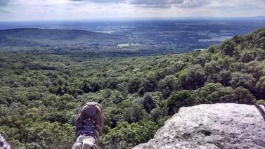 Annapolis Rocks view