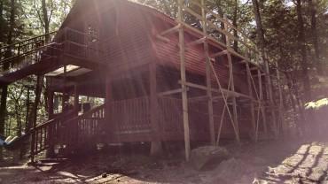 Upper Goose Pond Shelter