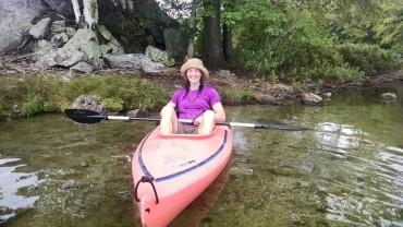 Fun kayak!