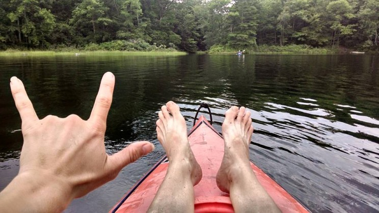 Kayak!