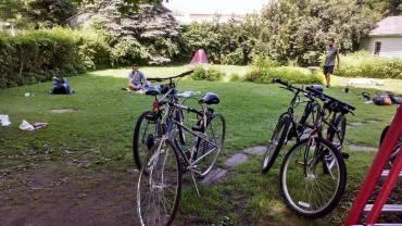 The bikes rock!