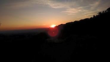 Sunset on Annapolis Rocks