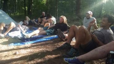 Camping at Northern Outdoors