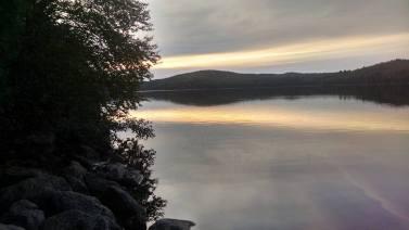 ...lakes....